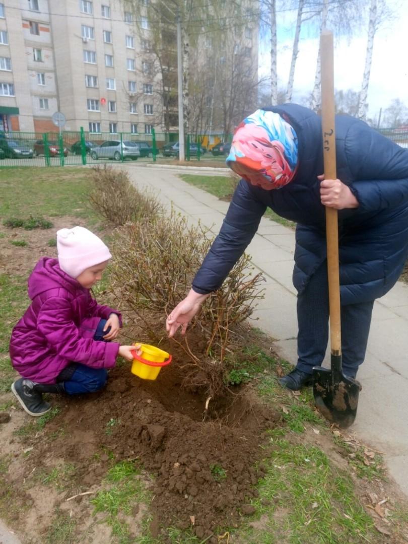 """Экологическая акция """"Чистый город"""""""