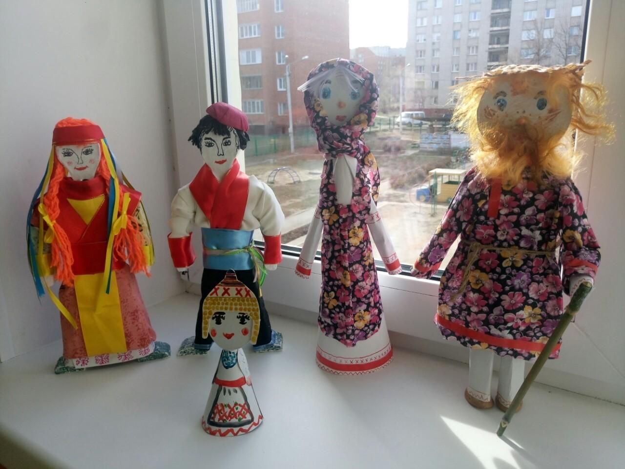 """День народных умельцев """"Город мастеров"""""""