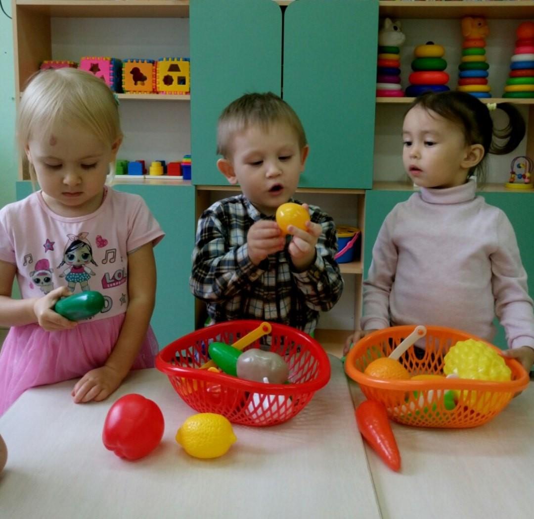 Овощи и фрукты - полезные продукты
