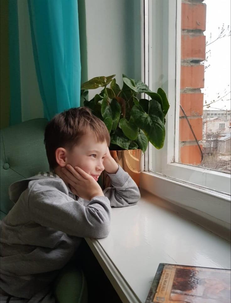 Открытые окна - опасность для ребенка!