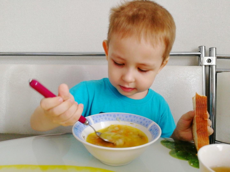 Первое блюдо - суп