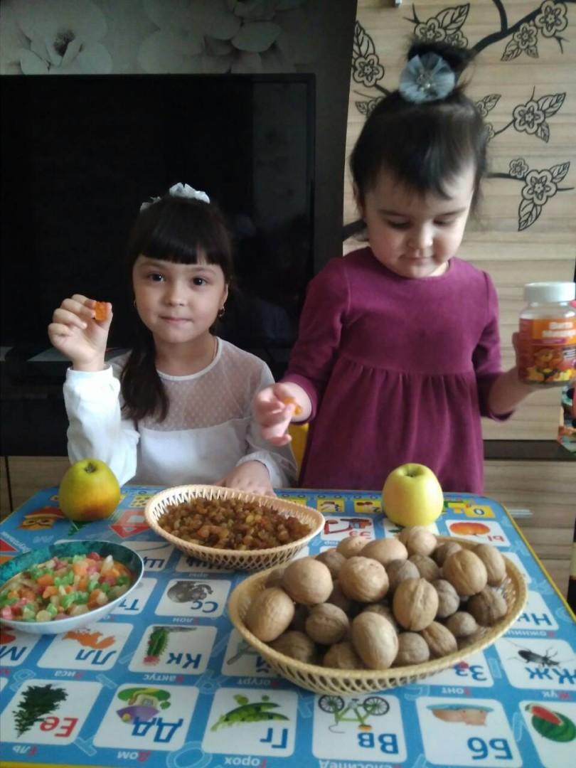 Грецкие орехи и польза для детей